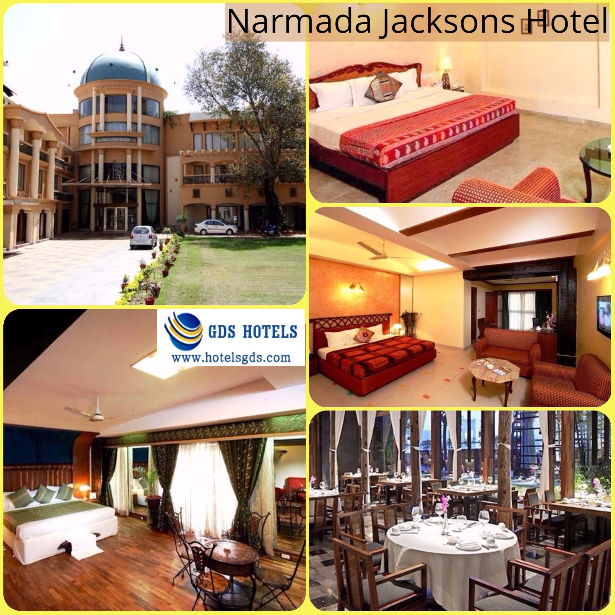Narmada Jacksons Hotel In Jabalpur, Is A Superb #hotel. In