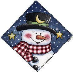Christmas DIY: laminas para navidad laminas para navidad (pág. 20) | Aprender manualidades es facilisimo.com #christmasdiy #christmas #diy