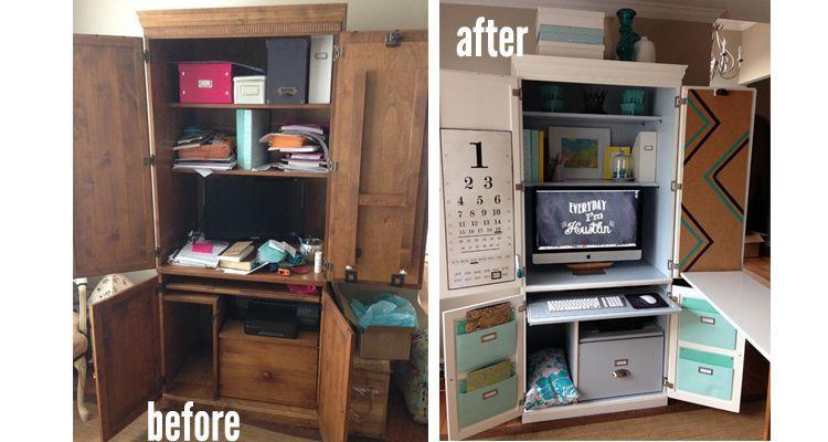 rejuvenated furniture. computer cabinet rejuvenated furniture i