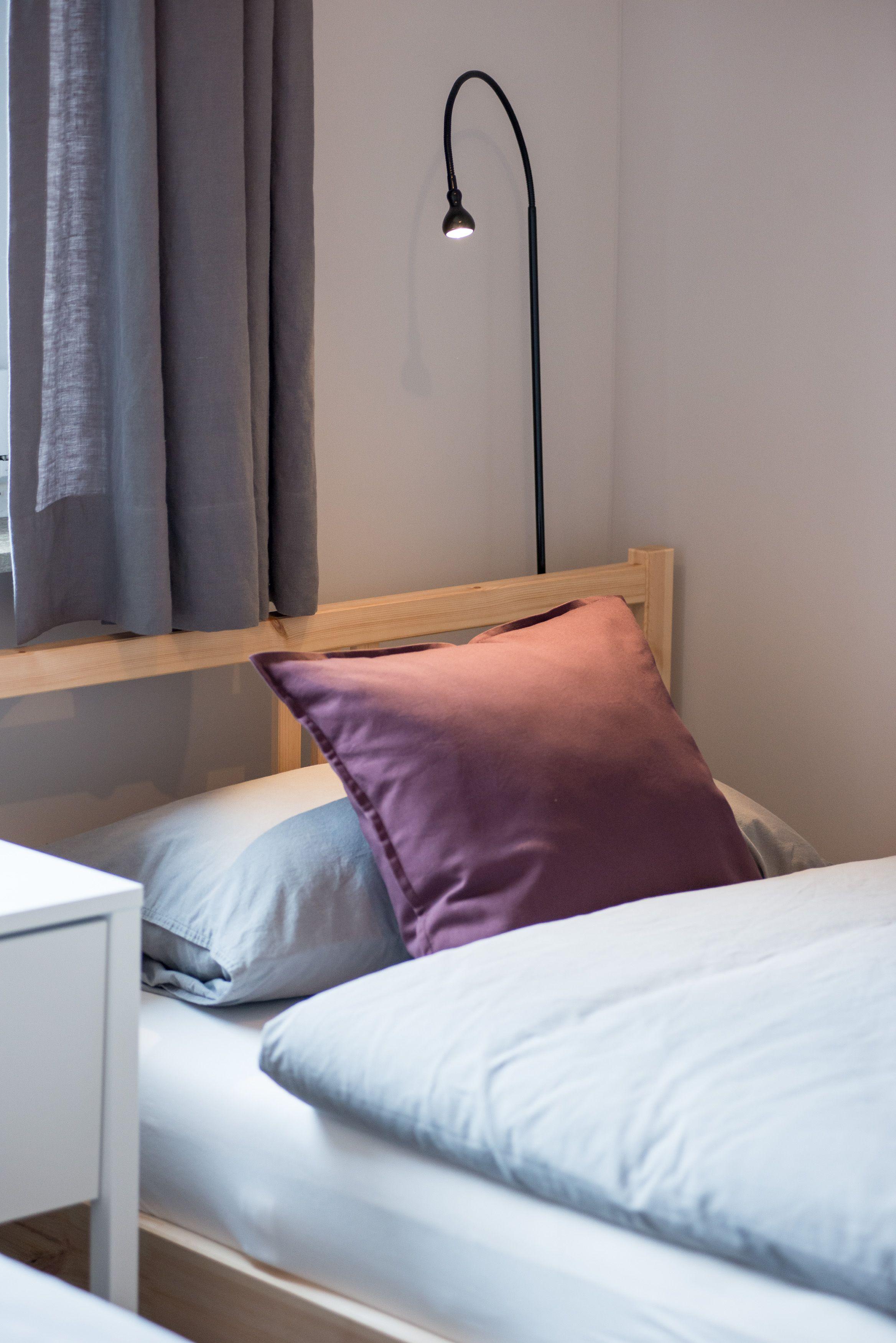 Heide Lodge Schöner Schlafenim Heidekissen Wohnung