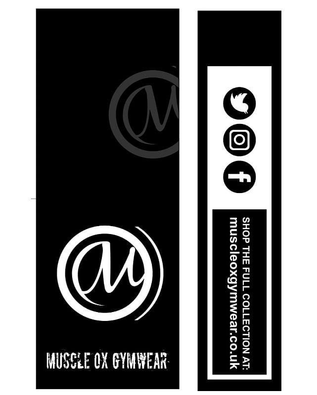 New Tags.. New Designs.. New Products Dropping Real Soon.. @muscleoxgymwear . . . . #gymwear #gymapp...