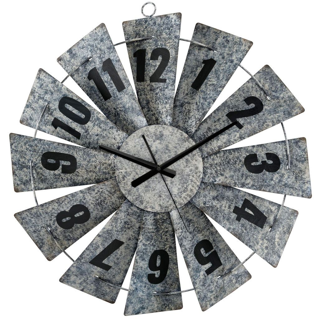 Buy The Windmill Wall Clock By Ashland At Michaels Windmill Clock Windmill Wall Clock Clock