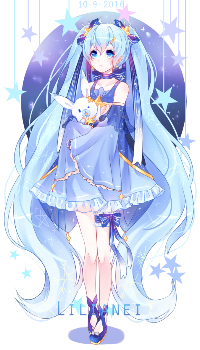 2017 Miku winter by Lilianei This isn't really what I