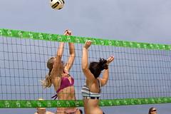 Ecsc East Coast Surfing Championships Beach Volleyball Volley Ball Women S Open Virginia Va Watts Photos Tags Net Beach Canon Ball Coa Volley Surfing Photo