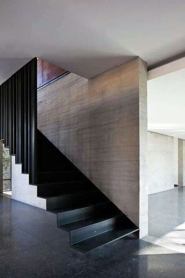 Floating / Hanging Stairs
