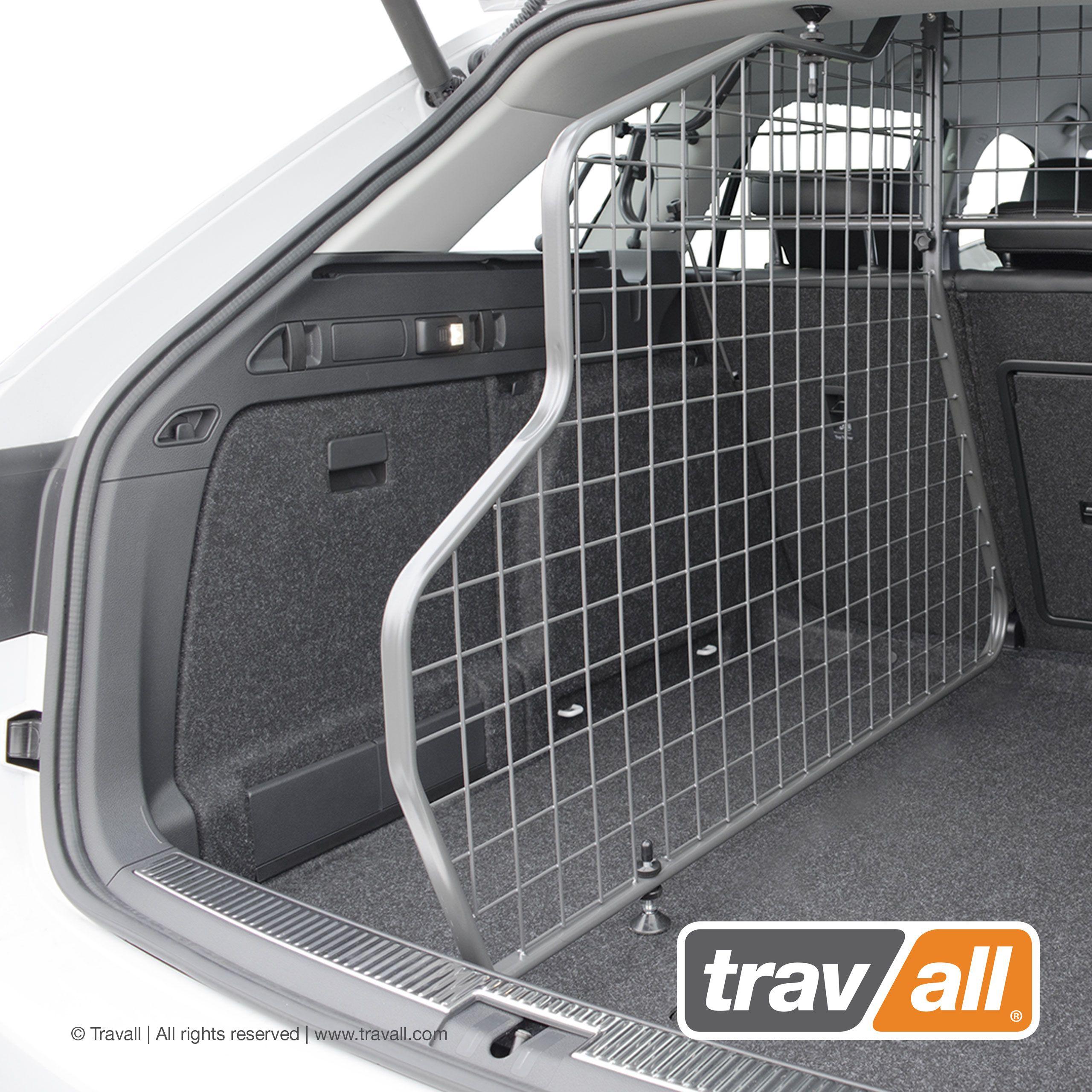 Travall Divider For Skoda Superb Estate 2015 Skoda Superb