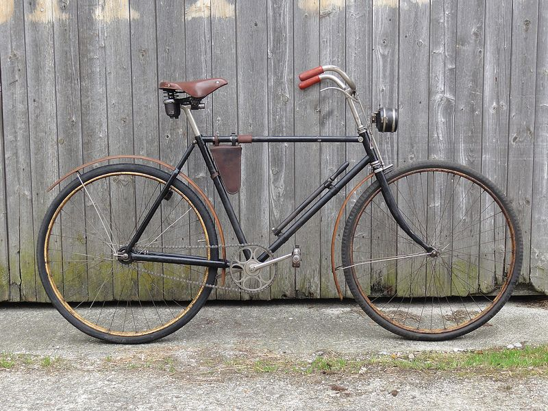 1925 Dürkopp bicycle | bikes | Pinterest | Antique bicycles ...