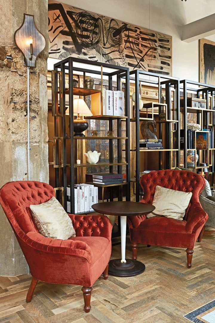 Image result for soho house los angeles lobby | Boulder Clubhouse ...