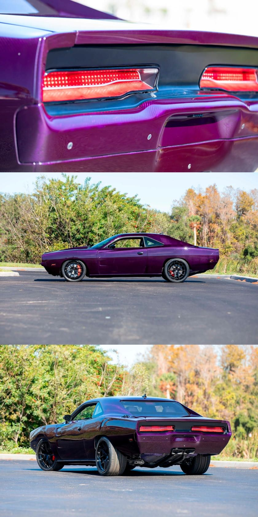 Only Ten Of These Throwback Muscle Cars Will Be Made This Special Project Blends Retro Looks With A Modern Interior And In 2020 Modern Muscle Cars Muscle Cars Muscle