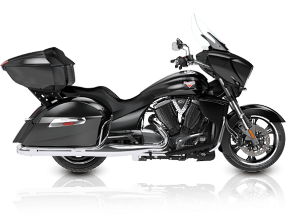 2016 Victory Cross Country Tour Motorcycle Black
