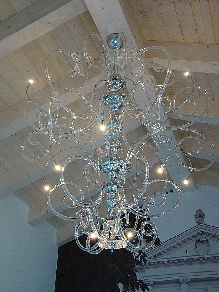 Modern murano glass chandelier bal1806x18 exclusively handcrafted modern murano glass chandelier bal1806x18 exclusively handcrafted modern contemporary murano glass chandelier the modern murano lighting fixture is the aloadofball Images