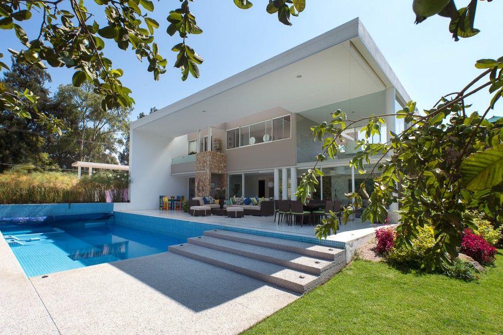 Architecture Casa Del Viento Designed For Rest And Contemplation