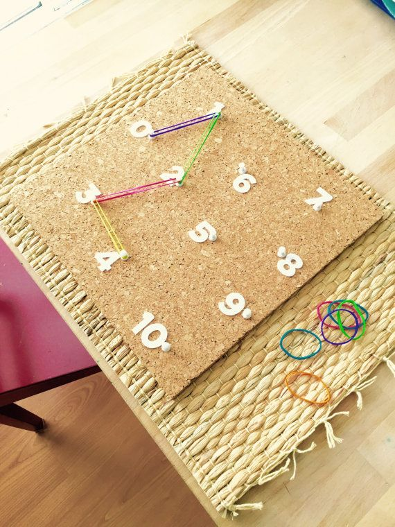 Photo of Items similar to Montessori Math Activity Number Sequencing Learning 0-10 Recognition Counting Finr Motor Skills Pincer Grip Teacher Resources Home Schooling on Etsy