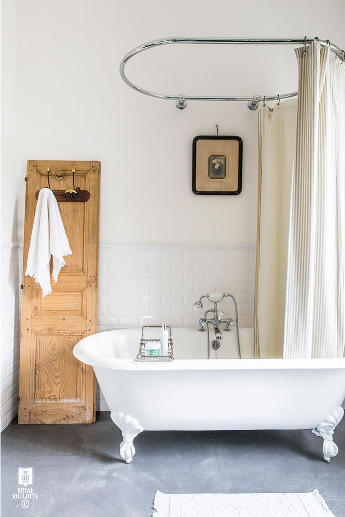 Royal Roulotte | me and you. | Bathroom, Bathroom pictures et ...