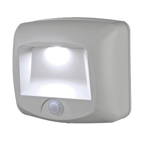 Beams Wireless Motion Sensing LED Step And Stair Light. The Wireless Motion  Sensing LED Step U0026 Stair Light From Mr. Beams Is A Battery Powered,  Wireless, ...