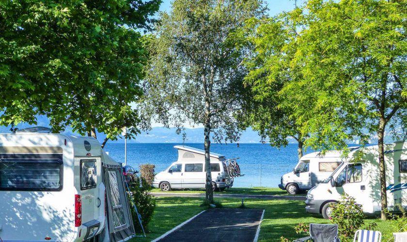 Camping Maccagno Camping Campingplatz Und Urlaub