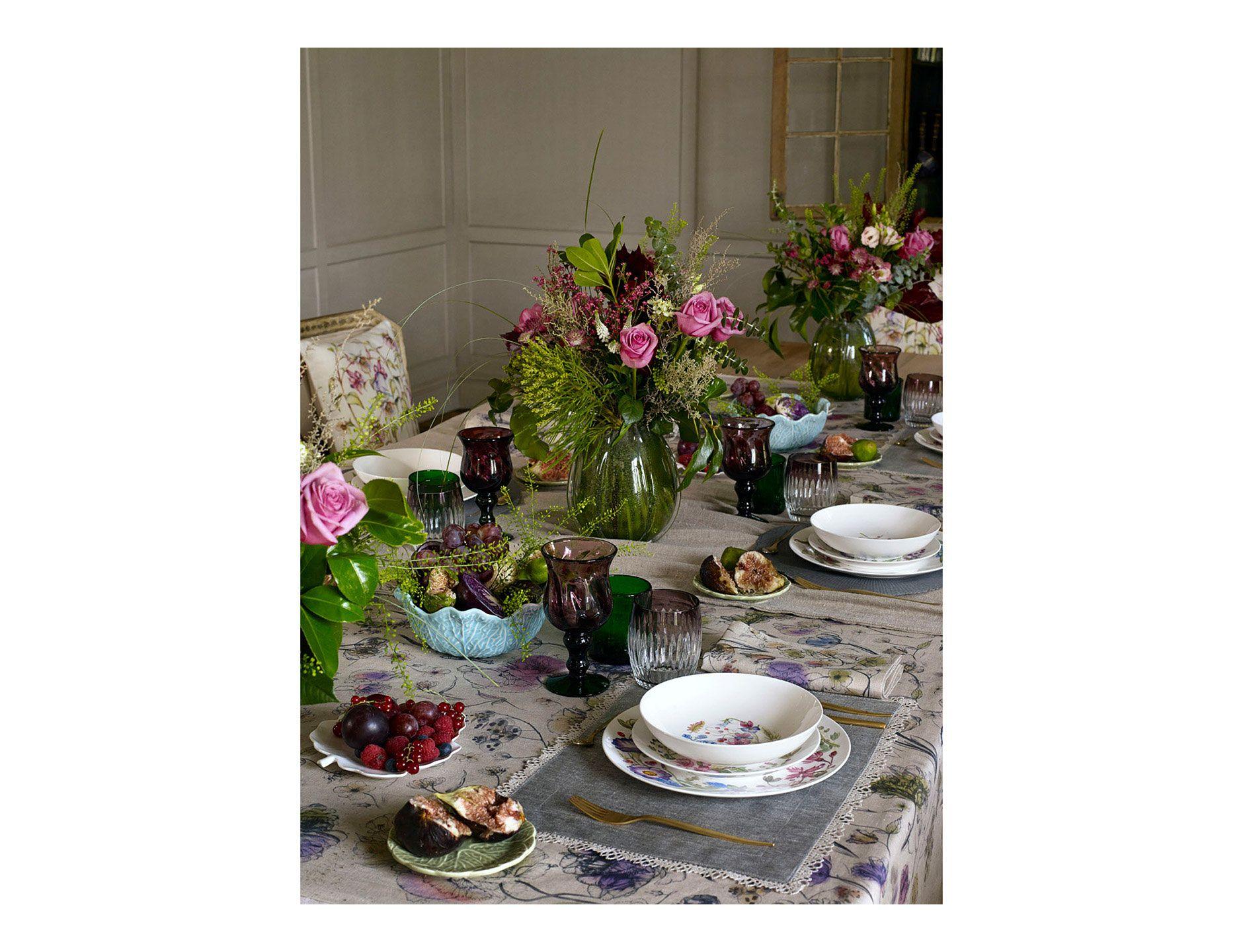 Lookbook Zara Home Deutschland Table Serving Zara