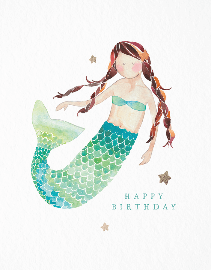 Mermaid Birthday Happy Birthday Pinterest Mermaid Birthday