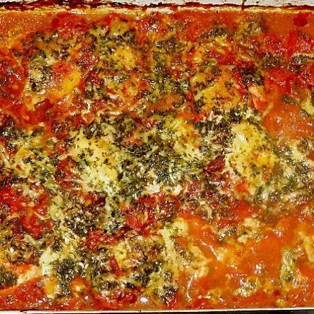 Putenbrust mit Mozzarella