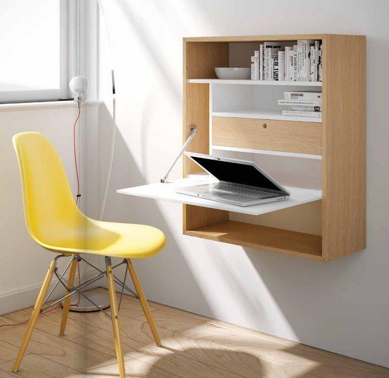 Bureau contemporain en bois mural reex vettas mobiliario furniture desk furniture wall for Bureau contemporain design