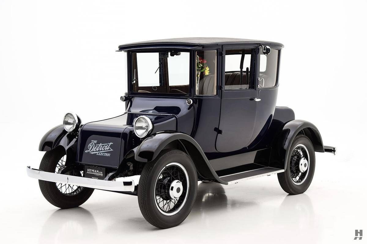 1931 Detroit Electric 97 With Images Classic Cars Cars For
