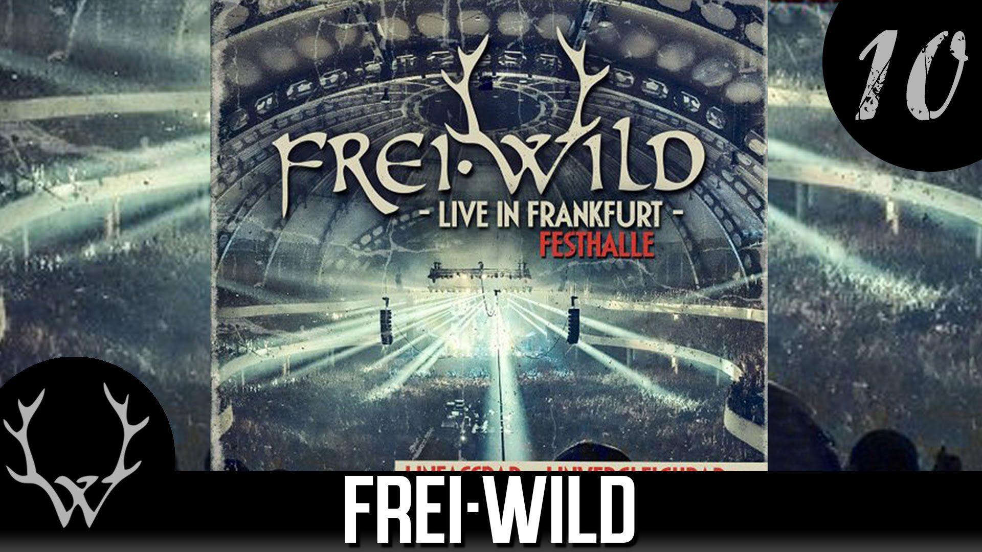 Frei.Wild - Unendliches Leben 'Live in Frankfurt' Album | CD3