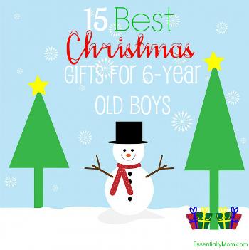 Best Christmas Gifts for 6-Year Old Boys | Quinn\'s World | Pinterest ...