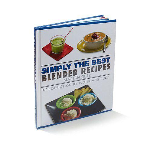 foto de Simply the Best Blender Recipes Cookbook by Marian Getz