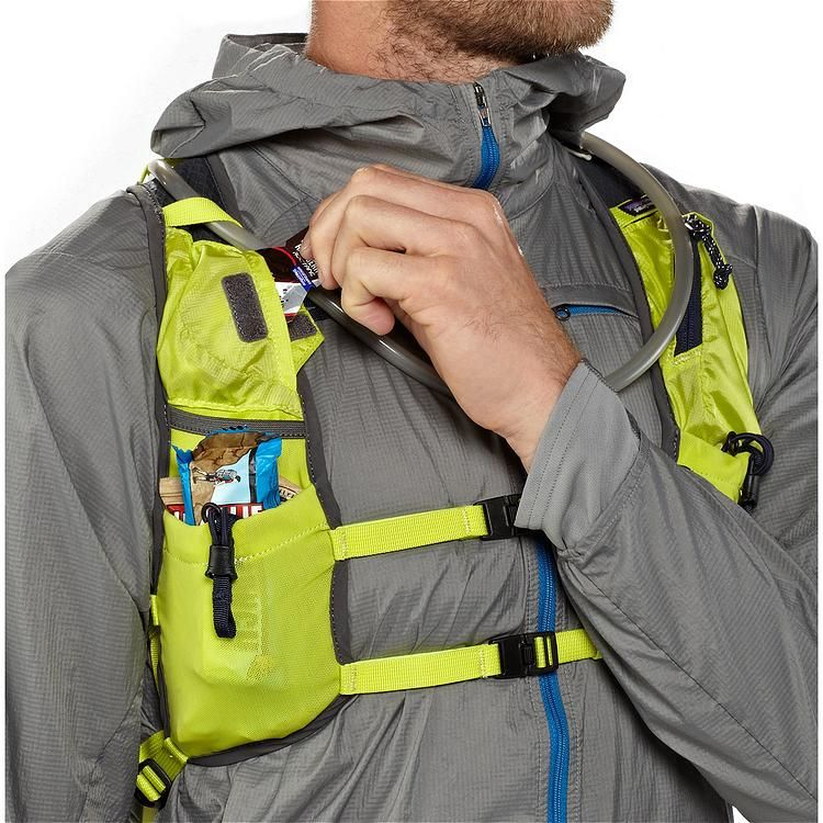 074bd03de8 Push the limits with the Patagonia Fore Runner Vest 10L, a lightweight,  breathable trail running hydration pack with a 2-liter reservoir included.