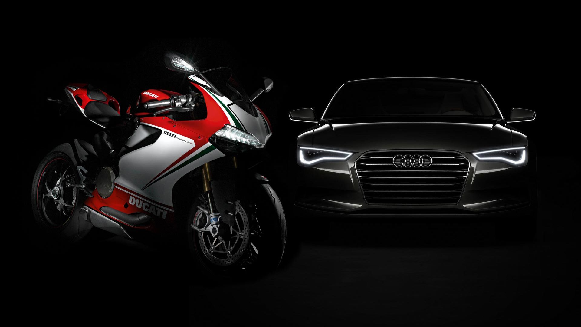 Audi With Ducati Audi Collection Pinterest Audi
