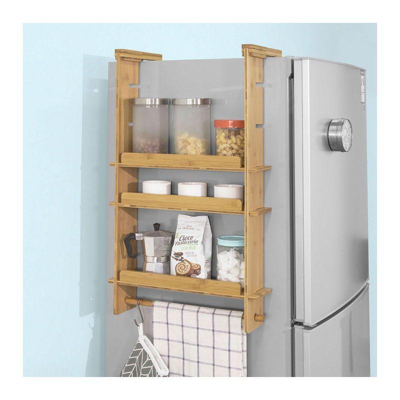 Etagere A Suspendre Pour Refrigerateur Avec Ventouses Etagere A