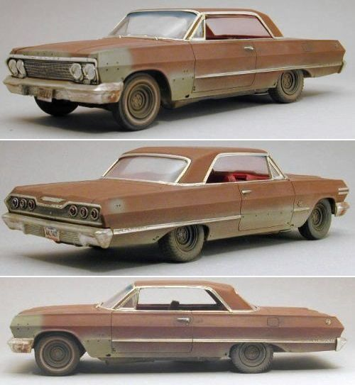 Model King 63 Impala Http Cs Scaleautomag Com Sca