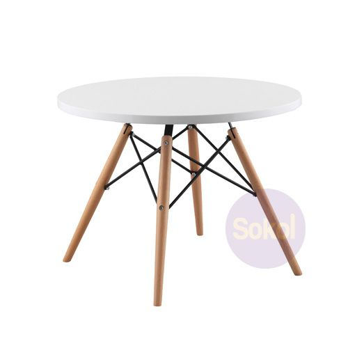 Sokol // Childrenu0027s Replica Eames Table And Chairs