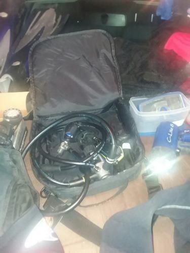 scuba gear package