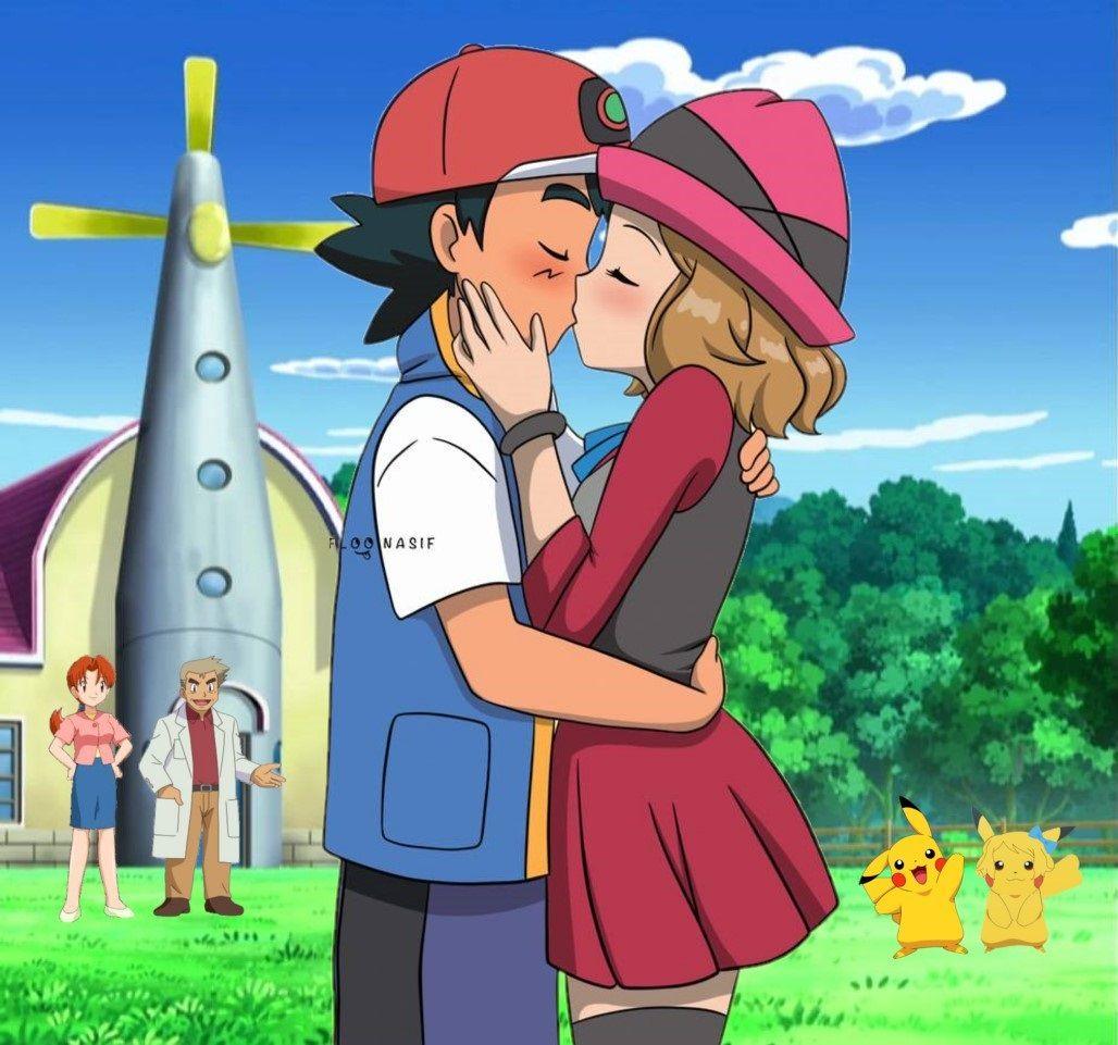 Pokemon Quest Ash And Serena S Pallet Kiss By Willdinomaster55 On Deviantart In 2021 Pokemon Ash And Serena Pokemon Kalos Pokemon