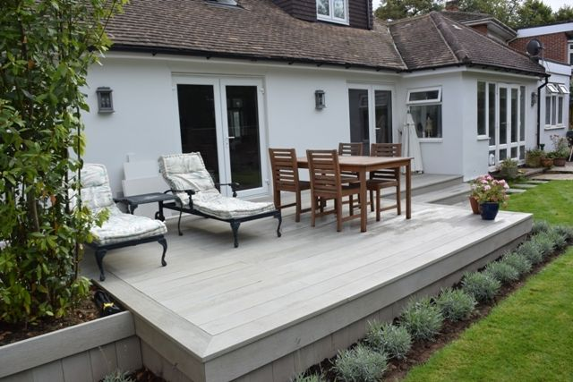 Millboard Composite Decking Decking Ideas In 2019 Door Decks