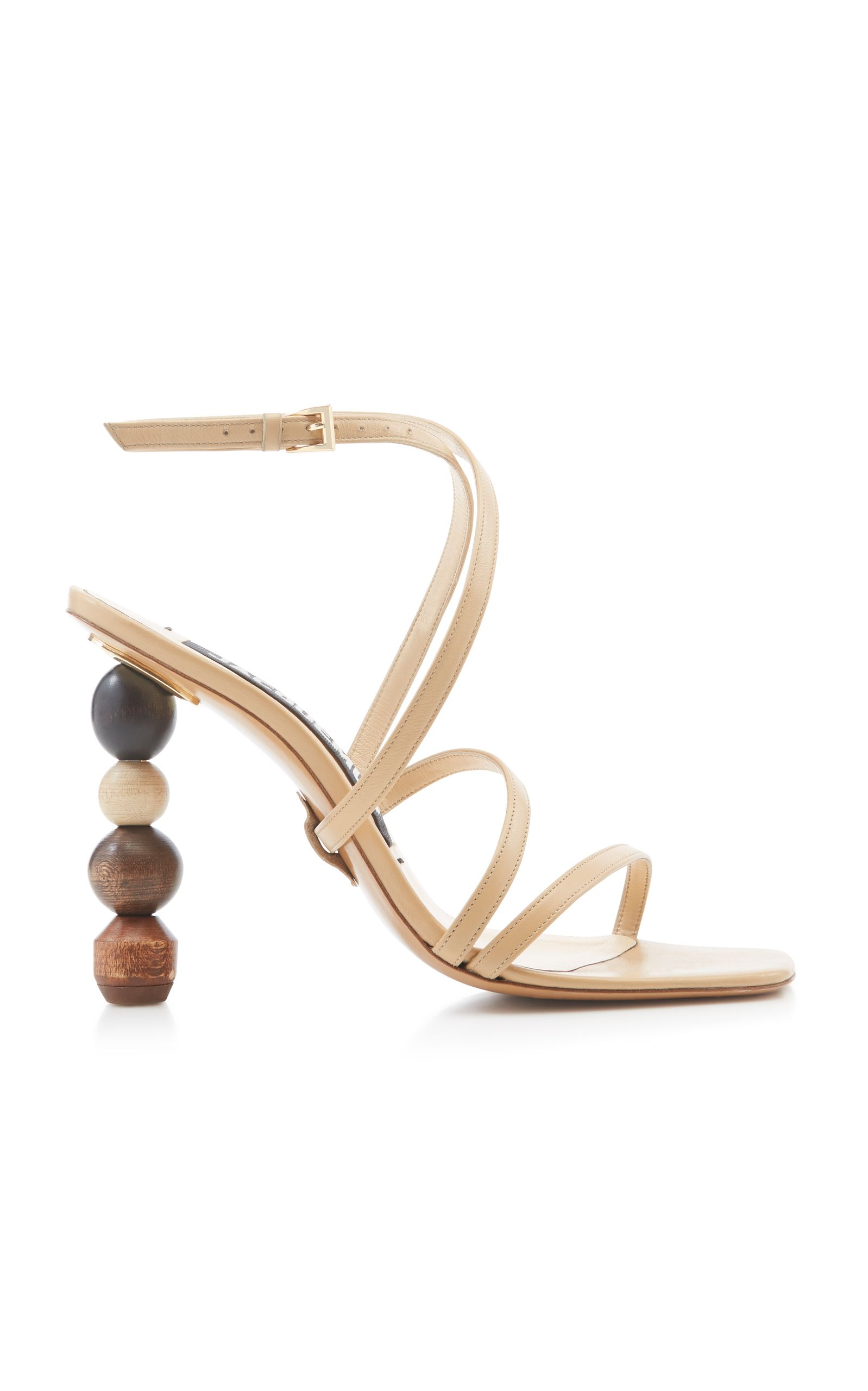 3713ae31128 JACQUEMUS RUMBA SANDAL.  jacquemus  shoes