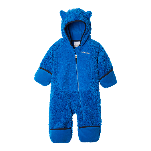Columbia Infant Foxy Baby Sherpa Bunting Outdoor apparel