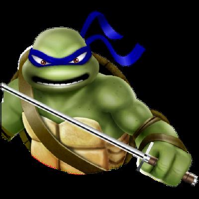 Teenage Mutant Ninja Turtles Transparent