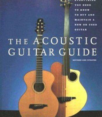 The Acoustic Guitar Guide Pdf Acoustic Guitar Guitar Acoustic