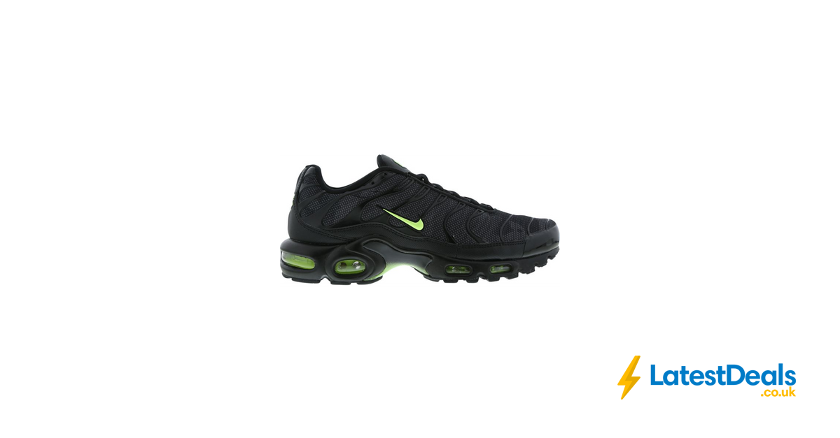 Nike Tuned 1 Mens Shoes Reduced by 25! with Code, £101