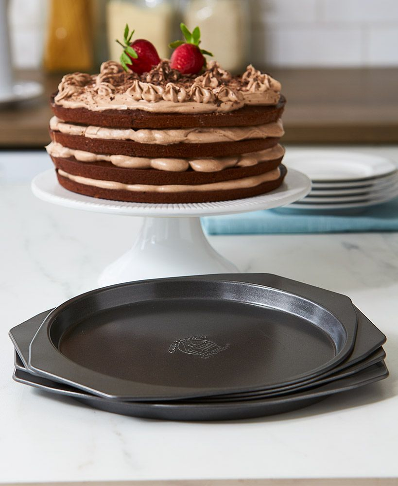 4pc layered cake pans cake pan set cake pans layered