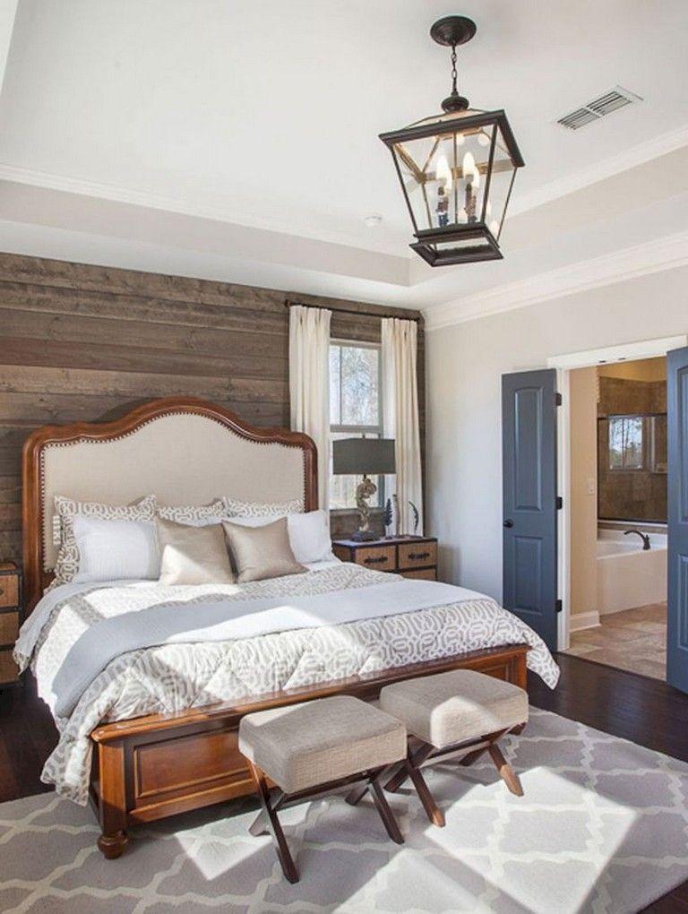 35 amazing lighting for farmhouse bedroom decor ideas and