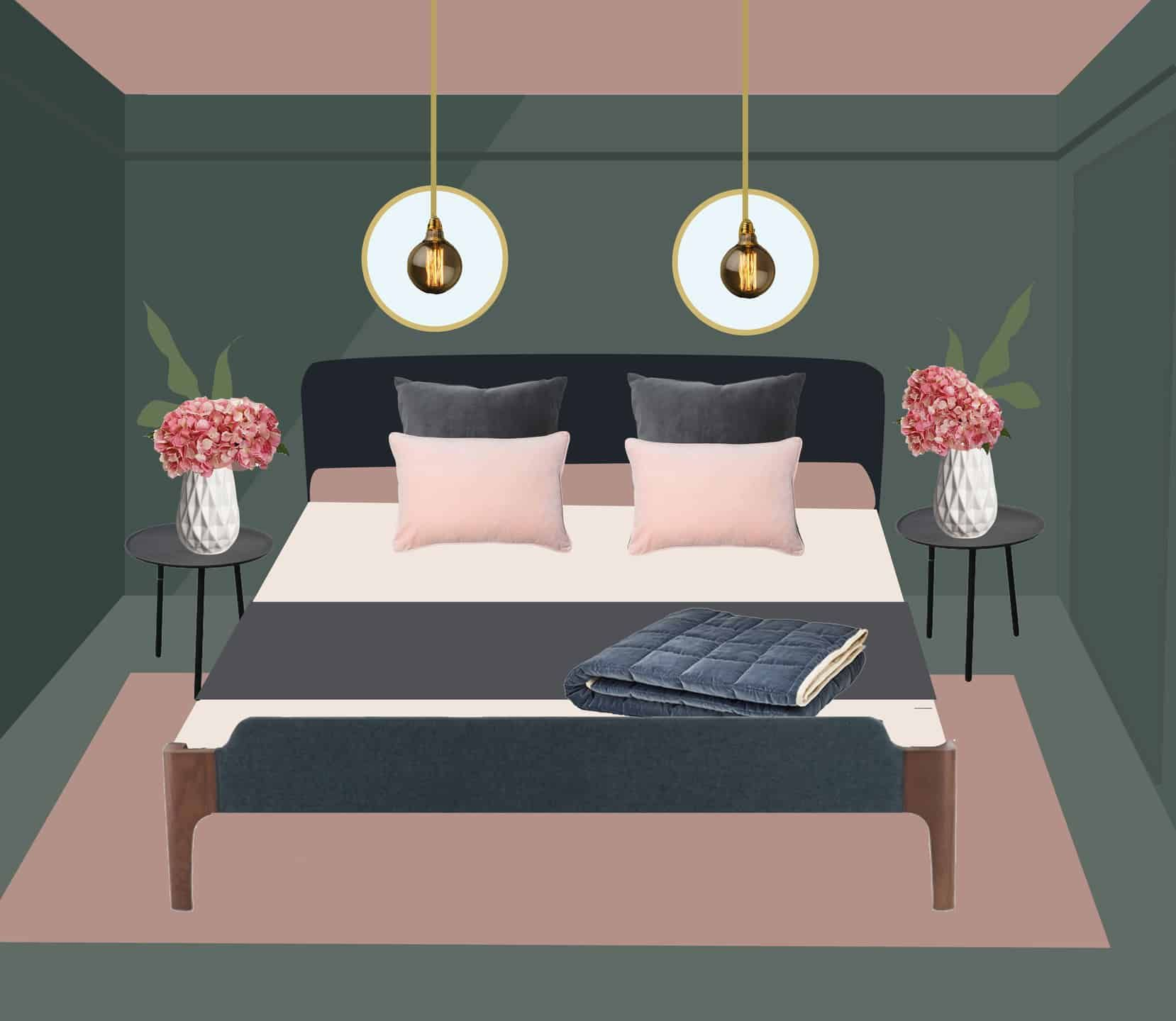 Project Southsea Bedroom Makeover Interior Design Ideas
