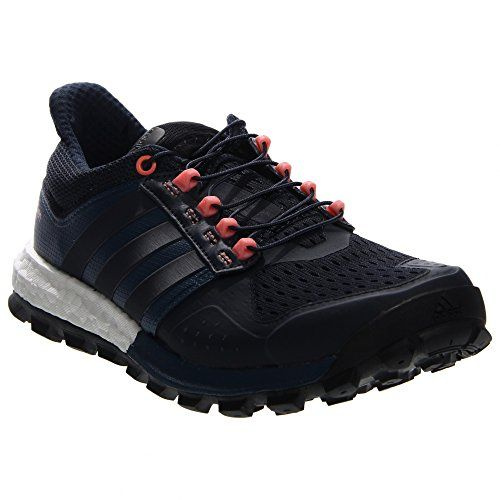 best service 0ab39 4b1ad Adidas Adistar Raven Boost Womens Running Shoe 115 Mineral BlueNight  NavySun Glow  Want to know more, click on the image.(This is an Amazon  affiliate ...