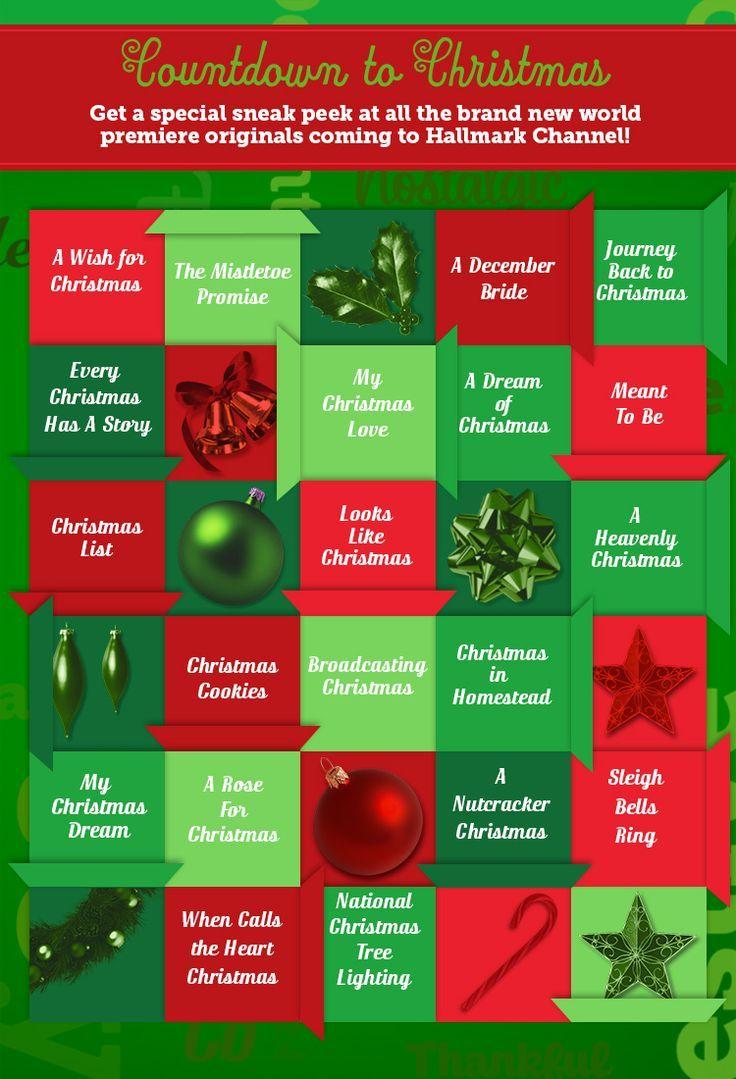 Hallmark Channel Christmas Movies 2016 Hallmark
