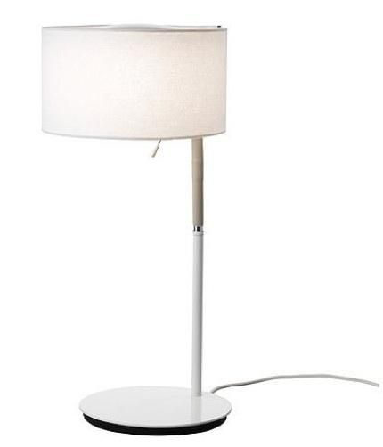 Lighting Ledet Floor And Table Lamps From Ikea Remodelista Ikea Lighting Table Lamps For Bedroom Ikea