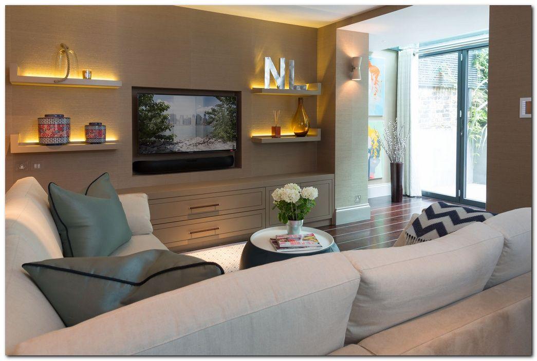 50 cozy tv room setup inspirations home living room on extraordinary living room ideas with lighting id=94221