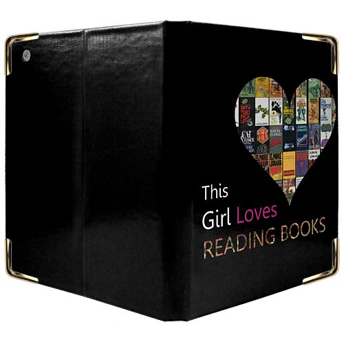 This Girl Loves Reading Books | Casemodo iPad Cases