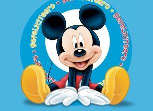 Hedendaags Disney kaart - gefeliciteerd-van-mickey-mouse | Disney - Mickey TR-67
